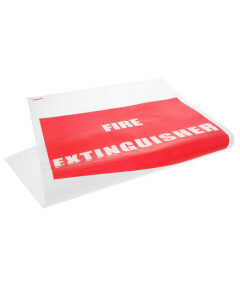 Fire Box BAGPS Plastic Fire Ext Small Bags