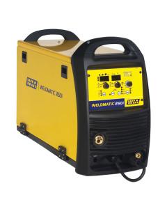 WIA CP138-1 Welder MIG 250 Amp - 20% Duty