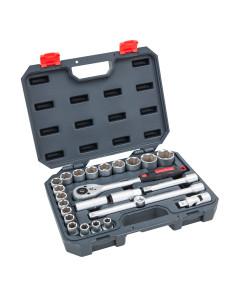 Crescent CTK25NEU Socket Set 1-2 Drive 12Pt