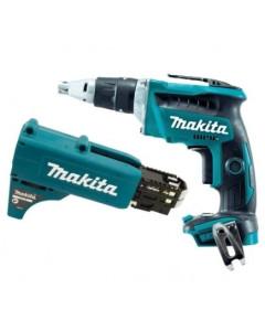 Makita DFS452ZX2 18V High Speed Screwdriver