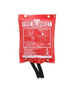 Fire Box FB18X12 1.8M X 1.2M Fire Blanket