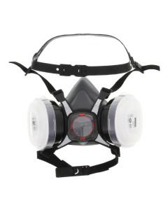 Paramount HMA1P2 Resp Half Mask Twin Filter