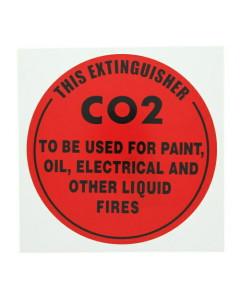 Fire Box IDCO2 Identification Disc Co2