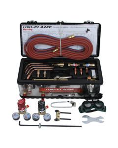 Unimig KKOXY1 Gas Kit Oxygen Acetylene Delux