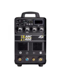 Unimig KUMJR400DC UNI-ARC 400 DC + ARC LEADS SET