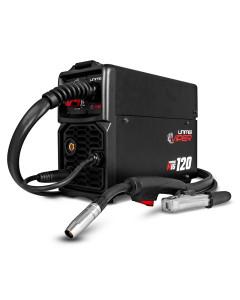 Unimig KUMJRVM120 Synergic MIG 120  10 Amp Plug