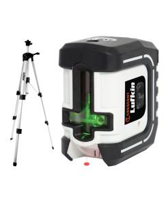 Lufkin LCL35G Level Multi Line Laser kit