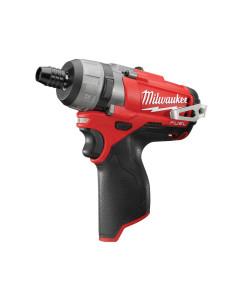 Milwaukee M12CD-0 12V Screwdriver Skin 1-4 Hex