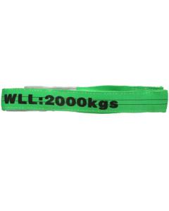 Beaver MRS2000X2 Sling Round 2000Kg  2M Green