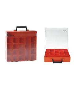 Rola Case RC001-CL Tool Box Plastic 370mm x 370mm