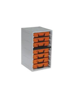 Rola Case RCSK8-C RC7DC WITH 7 CASES
