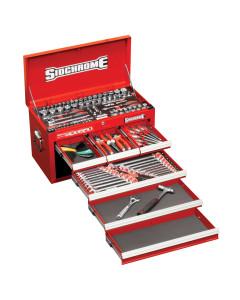 Sidchrome SCMT10157 139 Piece Top Chest Kit Metric